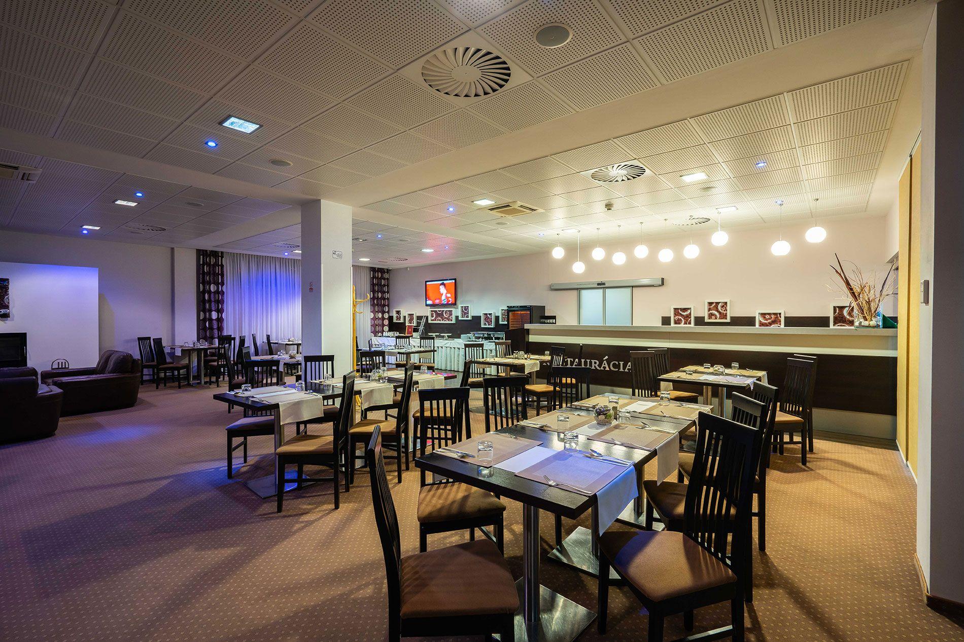 Reštaurácia BNC